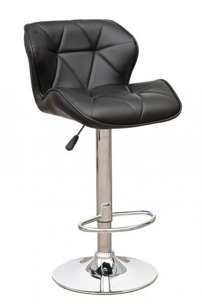 barstol jacob sort. Black Bedroom Furniture Sets. Home Design Ideas