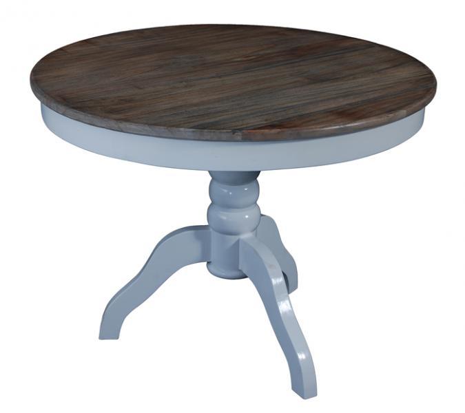 Rundt Cross spisebord lages p ml, i nsket behandling. Rundt spisebord ...