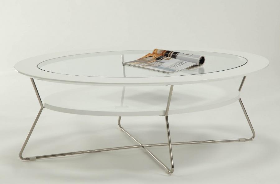 cleo ovalt glass sofabord nok 1 795 nok 1 395 vennligst velg legg i ...