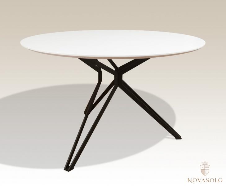 Cleo spisebord (Diameter 120 cm) - NovaSolo.no