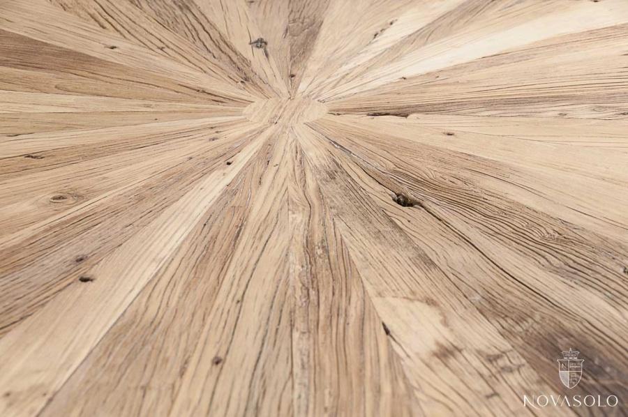 Elmwood ovalt spisebord (254x135)   novasolo.no