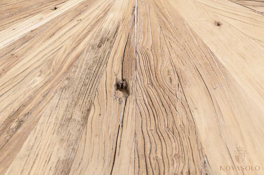 Elmwood ovalt spisebord (254x135) - NovaSolo.no